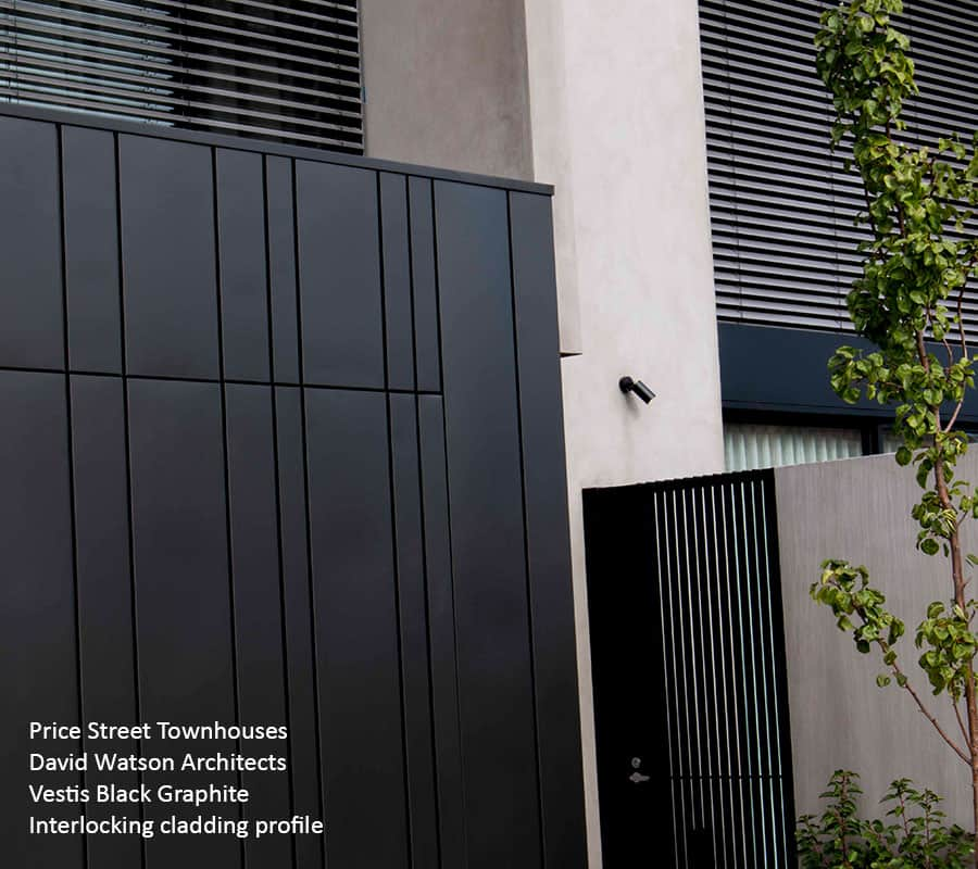 Aluminium Metal Cladding Systems