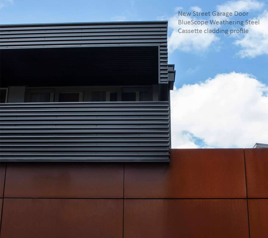 Cassette Metal Cladding Systems