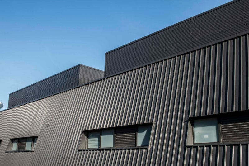 charlotte place townhouses features nailstrip cladding by