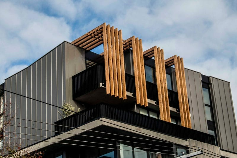 Colorbond 174 More Than Just A Roof With Metal Cladding Systems
