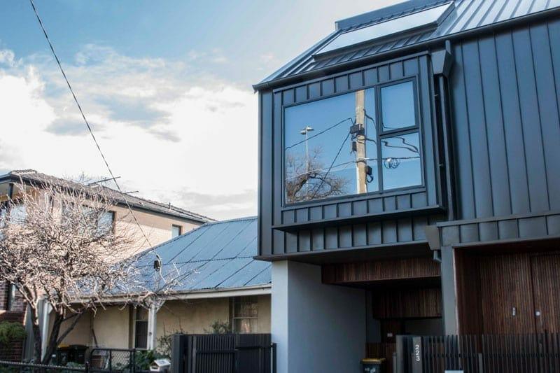 MetalCladdingSystems_HighettStreetTownhouses
