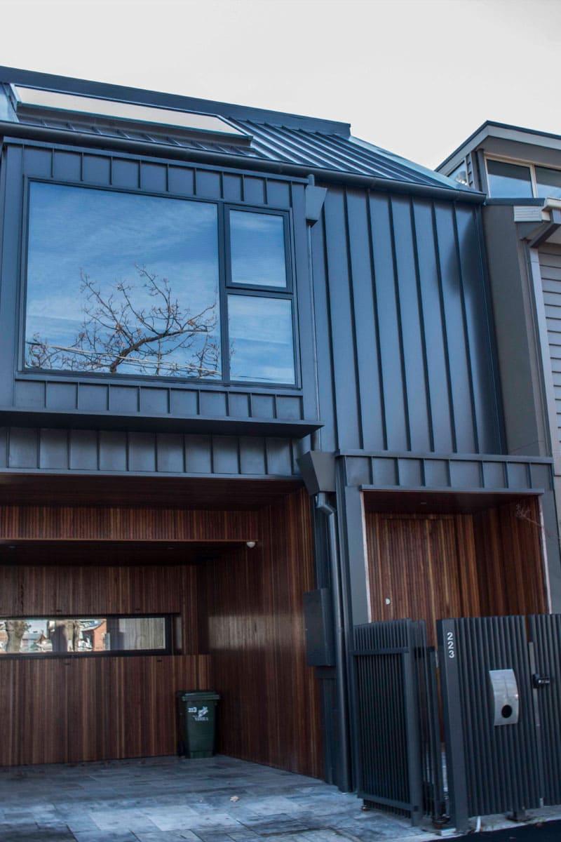 MetalCladdingSystems_HighettStreetTownhouses6