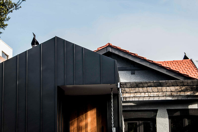Black Cladding Material Options By Metal Cladding Systems