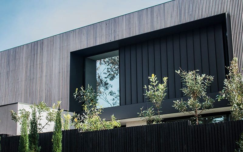 Bay Road Features Standing Seam Panels By Metal Cladding