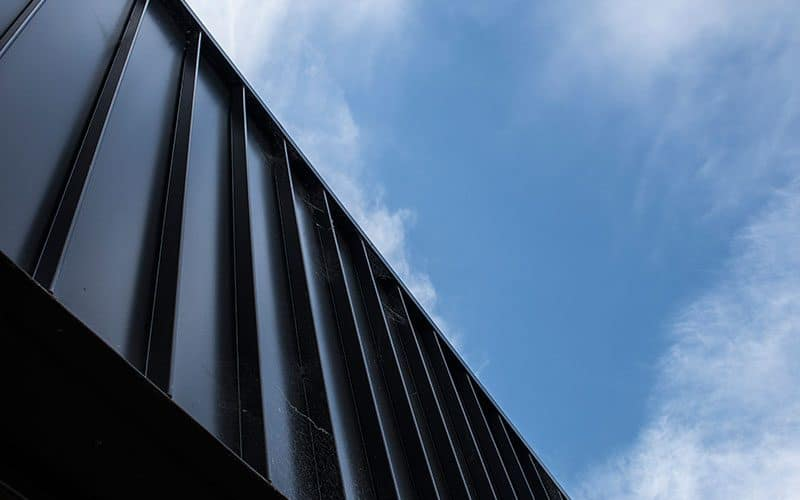 Architectural metal cladding cleaning and maintenance